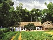 Preservan sitio dedicado a Presidente Ho Chi Minh en su pueblo natal