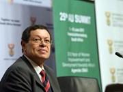 Sudáfrica envía representante a Conferencia del Océano Índico en Vietnam