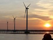 Provincia survietnamita empieza construcción de nuevo parque eólico