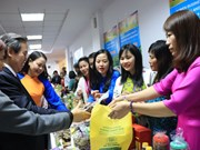 Organización holandesa asiste a mujeres vietnamitas emprendedoras