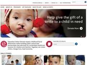 Niños vietnamitas con labio leporino se benefician de operaciones gratuitas