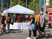 Pabellón de Vietnam atrae visitantes a mayor feria de Canadá