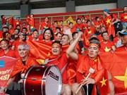 Triunfos de selección vietnamita de fútbol aumentan vuelos a Indonesia