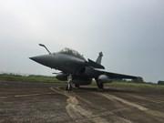 Ejército del Aire de Francia dispuesto a intercambiar experiencias con Vietnam