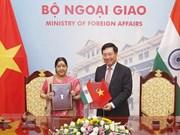 Efectúan en Hanoi reunión del Comité mixto Vietnam-la India