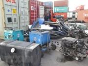 Vietnam inspecciona la importación de residuos como materiales de producción