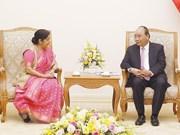 Premier vietnamita resalta potencialidades de expandir relaciones con la India