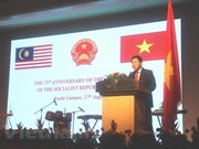 Comunidad vietnamita en Malasia celebra Día de la Independencia de su país