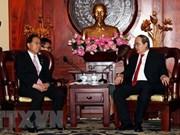 Ciudad Ho Chi Minh respalda cooperación con prefectura japonesa