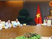 Comité permanente del gobierno de Vietnam discute situación socioeconómica
