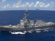 Países de Asia y Estados Unidos realizan maniobra naval internacional SEACAT en Filipinas