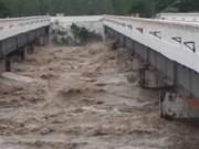 Derrumbe de presa en Myanmar inunda aldeas y bloquea carretera