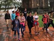 Más de 10 millones de turistas extranjeros visitan Vietnam en primeros ocho meses de 2018