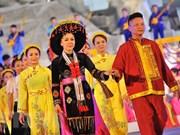 Efectuarán en Hanoi exhibición de culturas de grupos étnicos en Vietnam