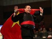 Pencak Silat conquista nueva medalla de oro para Vietnam en juegos continentales