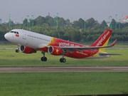Aerolínea vietnamita Vietjet Air participará en feria turística en Corea del Sur