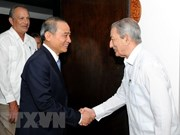 Ciudad vietnamita de Da Nang desea buscar oportunidades de cooperación con Cuba