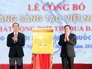 Publican en Vietnam Libro Amarillo sobre soluciones creativas en ciencia- tecnología