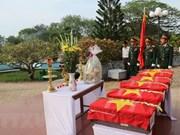 Vietnam por incrementar número de mapas para facilitar búsqueda de restos de mártires