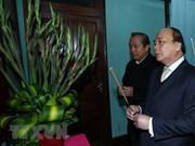 Rinden homenaje al Presidente Ho Chi Minh por Día Nacional de Vietnam