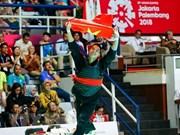 Deportistas vietnamitas enorgullecen a su país en los juegos continentales