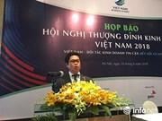 Cumbre de Negocios abrirá nuevas oportunidades de negocios en Vietnam