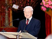 Máximo dirigente partidista de Vietnam visitará Rusia