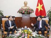 Vietnam concede importancia a la cooperación con localidades chinas, afirma vicepremier