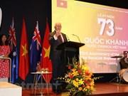 Vietnamitas en Japón y Australia conmemoran Día Nacional