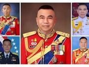 Tailandia designa nuevo jefe del Real Ejército