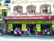 Helados típicos de Hanoi impresionan a los comensales