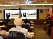 Impulsan cooperación de comercio e inversión entre ciudades vietnamita y canadiense