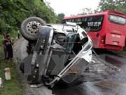 Registran 46 fallecidos en accidentes viales durante días feriados en Vietnam