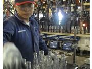 Valor de exportaciones de productos de vidrio de Vietnam supera 592 millones de dólares