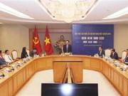 Vicepremier vietnamita destaca respaldo de patrocinadores para la organización del FEM-ASEAN