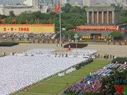 Dirigentes del mundo felicitan a Vietnam por su Día Nacional