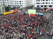 Vietnam adquiere derecho de transmisión de la copa regional de fútbol AFF Suzuki Cup 2018
