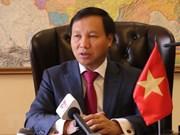 Visita de dirigente partidista de Vietnam ratifica voluntad de impulsar nexos con Rusia
