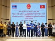 Vietnamitas en Tailandia y Alemania saludan al 73 aniversario del Día Nacional