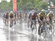 Atleta filipino gana tercera etapa del torneo internacional de ciclismo en Vietnam