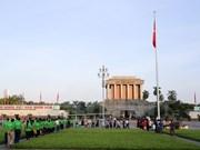 Vietnam sigue recibiendo felicitaciones por el Día Nacional