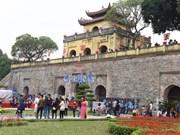 Gran concurrencia en Hanoi en días feriados