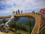 Registran fuerte aumento en llegadas turísticas a ciudad vietnamita de Da Nang