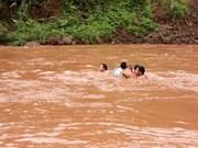 Lluvias torrenciales y deslizamientos de tierra dejan 14 muertos en el Norte de Vietnam