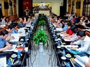 Vietnam revisa preparativos para Foro Económico Mundial sobre la ASEAN