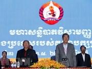 Vietnam felicita a Camboya por aprobación de lista de miembros del parlamento y gobierno
