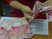 Indonesia adopta medidas para detener la fuerte caída de su moneda frente al dólar estadounidense