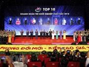 Vietnam lidera lista mundial sobre índice de espíritu emprendedor