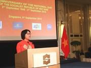 Vietnam reafirma importancia a lazos con Singapur en ocasión del Día Nacional