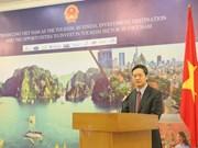 Vietnam divulga potencialidades para atraer inversiones de Indonesia
